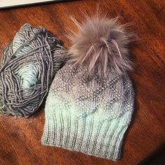 The pattern is for circular knitting. If you are knitting with different yarn and different size needles please calculate your gauge before starting the project.
