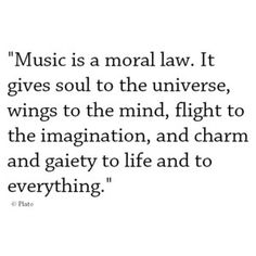 This is true! Ever been in a funk? Music can heal a broken heart, change a bad mood into a good one, can free your soul, and had been proven to be very good medicine and can cure illness of any kind. Music is MY drug of choice! I Love Music, Music Is Life, Cool Words, Wise Words, Quotes To Live By, Me Quotes, Band Quotes, Sending Good Vibes, Original Song