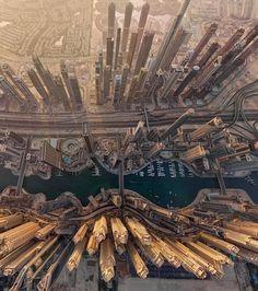 6. Centre-ville de Dubaï, Émirats arabes unis