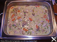 Hühnerfrikassee (Rezept mit Bild) von fjoerg | Chefkoch.de