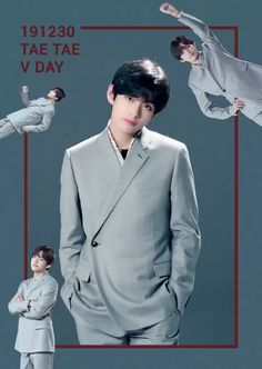 💜💜💜 Happy birthday V🎂 V Taehyung, Bts Bangtan Boy, Foto Jimin Bts, Bts Happy Birthday, J Hope Dance, Bts V Gif, V Video, Bts Funny Videos, Bts Birthdays