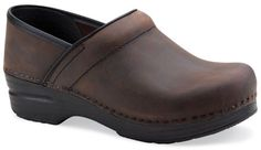 Dansko Professional - the best thing ever when you need to be on your feet all day :)