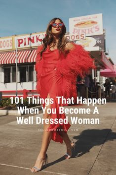 101 Things That Happen To You When You Become A Well Dressed Woman - Hello Bombshell! How to Be a Good Wife 2020 Film Complet Dress Stores Near Me, Prom Dress Stores, Spring Outfits Classy, Fall Outfits, Work Outfits, Good Wife, Confident Woman, Classy Women, Holiday Outfits