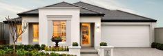 Wisteria Display Home - Elevation