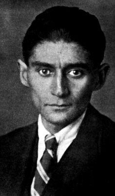 """Writing is utter solitude, the descent into the cold abyss of oneself."" Franz Kafka"