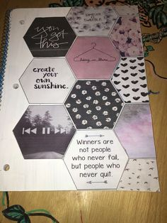 Hexagon | DIY School Supplies for Teens