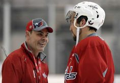 Fake Exclusive: Alex Ovechkin and Adam Oates' Late-Night Text Messages. Hey Oatsey...
