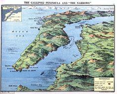 The Dardanelles Anzac Soldiers, Midland Bank, Territorial Army, British Marine, Anzac Cove, Croydon, World War I, Troops
