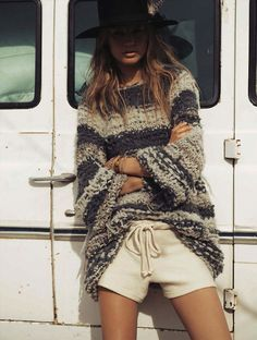 love this sweater and the colors too
