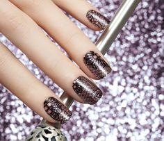 imPRESS manicure - lace