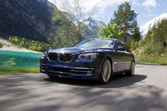 BMW Alpina B7 2012