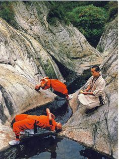 Kung Fu, Shaolin, China. The Shaolin Temple in China is the best place in the world to learn martial arts.