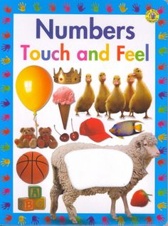 Numbers (Touch and Feel) $3.99