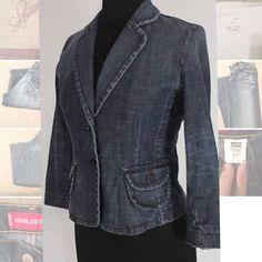 Express Denim Blazer Denim blazer. Express Jackets & Coats Blazers