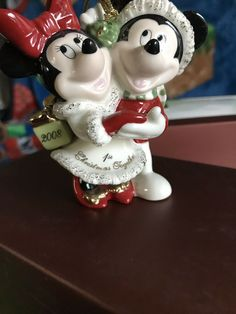Lenox 2002 Our First Christmas Together Ornament NEW Retired
