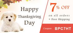 Grab Sale For #ThanksgivingDay With Free #Shipping On #Pets Products - #thanksgivingdeals   #thanksgivingshopping