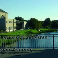 Trainings-Komponenten in der Fitness-Routine