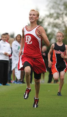 """The Detroit Lakes boys' cross country team had a strong one-two punch to lead their lineup, while having some solid, developing young talent following up.  Read the article """"DL boys cross country: Lakers keep on building"""""""