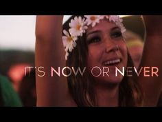 ▶ Tritonal feat. Phoebe Ryan - Now Or Never (Official Lyric Video) - YouTube #edm