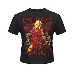 Tricou Cannibal Corpse: Eaten Back to Life 2015