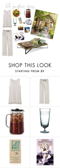 """""""A perfect day"""" by marina-bencun ❤ liked on Polyvore featuring interior, interiors, interior design, home, home decor, interior decorating, Uniqlo, Tommy Hilfiger, Capresso and Michael Aram"""