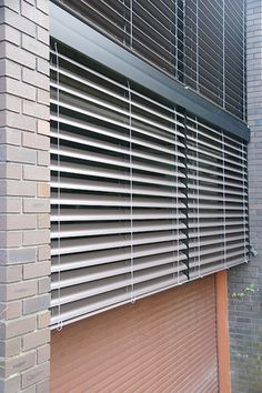 Sure Shade is a leading manufacturer and supplier of External Aluminium Blinds/ Louvres at NSW #ExternalVenetianBlinds