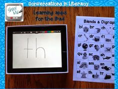 Using the Show Me app as a whiteboard:  learning apps for the ipad