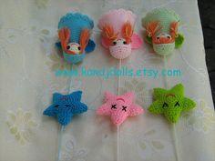 Little Angels Mobile, Amigurumi crochet