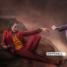 The creation of the new Joker by Joker Images, Joker Pics, Mickey Wallpaper, Iphone Wallpaper, Joker Kunst, Image Joker, Fotos Do Joker, Joker Poster, Send In The Clowns