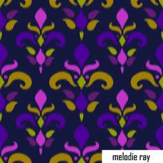 #patterndesign #fabricdesign #ikat #print