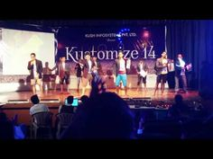 #Kustomize, #Officeannualday, #FunnyDance, #Dance, #Creative