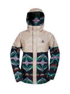 Nike ACG x Pendleton Woolen Mills | All Mountain Jacket • Highsnobiety