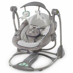 Prezzi e Sconti: #Ingenuity altalena per bambini 2-in-1 orson - In stock  ad Euro 124.66 in #Ingenuity #Sdraiette e dondoli per neonati