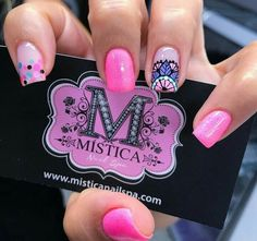 Sparkle Nails, Nail Manicure, Cute Nails, Acrylic Nails, Nail Designs, Hair Beauty, Nail Art, Perms, Accessories