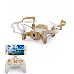 Rc Mini Drone with Camera Live view by Smartphone Compatible iphone and Android FPV Quadcopter with Camera for Kids *** Be sure to check out this awesome product.Note:It is affiliate link to Amazon.