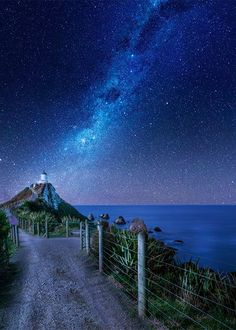 Catlins Lighthouse, Nugget Point, Southland, New Zealand