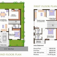 Home Plans With Pictures Individual House Plan Chennai Design Luxury . Small Home Plans U-shaped Plans. Courtyard Home Plans Log Plans. House Front Wall Design, Single Floor House Design, Village House Design, House Design Photos, Narrow House Plans, Pool House Plans, Best House Plans, Modern House Plans, House Elevation