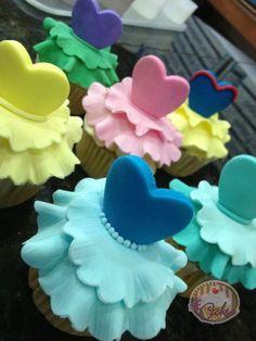 Ponquecitos para la princesa Camila / Cupcakes for princess Camila - Venezuela - Puerto Ordaz