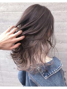 Hidden Hair Color, Cool Hair Color, Hair Color Streaks, Hair Dye Colors, Rihanna Short Hair, Hair Color Underneath, Hair Arrange, Dye My Hair, Ombre Hair