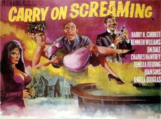 Carry on Screaming film poster