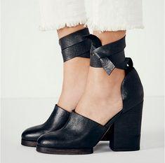 Free People Cora Wrap Heel // #Shopping