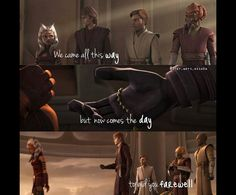 Why would you put the two things that make me cry harder than anything else toge - Star Wars Rings - Ideas of Star Wars Rings - Why would you put the two things that make me cry harder than anything else together? Star Wars Film, Star Wars Books, Star Wars Rebels, Star Wars Clone Wars, Star Wars Art, Star Wars Quotes, Star Wars Humor, Star Wars Personajes, Star War 3