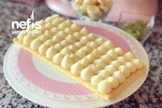 Tam Ölçülü Pastacı Kreması Tarifi Macaroni And Cheese, Waffles, Cooking, Breakfast, Cake, Ethnic Recipes, Sweet, Youtube, Kitchen