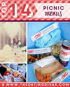 The Best Collection of Picnic Menu Ideas
