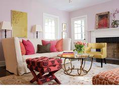 Fabulous color palette | Swank Lighting | Good Texture