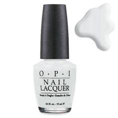OPI Alpine Snow | Nails | BeautyBay.com