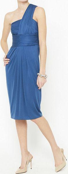 3.1 Phillip Lim Blue Dress