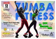 Fit Camp Herbalife com aula de Zumba Fitness no Parque Lina e Paulo Raia ... Saiba mais.: https://www.facebook.com/vidaativaesaudavel