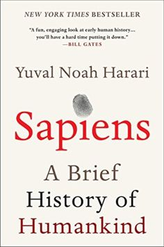 Scaricare o Leggere Online Sapiens Libri Gratis (PDF ePub - Yuval Noah Harari, New York Times Bestseller A Summer Reading Pick for President Barack Obama, Bill Gates, and Mark Zuckerberg From a. Barack Obama, Book Club Books, Good Books, Books To Read, Deep Books, Buy Books, Amazing Books, New York Times, Sapiens Book