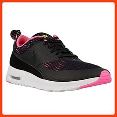 daa8b322e34 Nike AIR MAX THEA EM womens running-shoes 833887-001 7.5 - BLACK